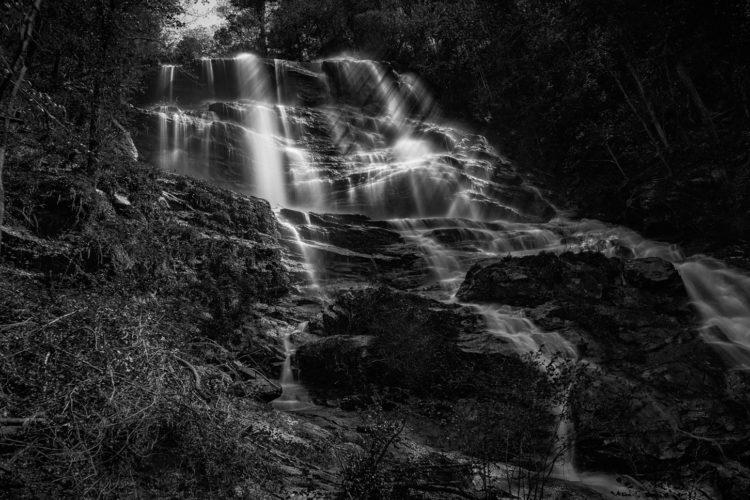 North Georgia Mountains – 600 steps to Amicalola Falls