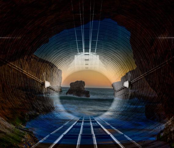 Hyperloop Destination: Shark Fin Cove
